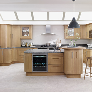 Broadoak Natural Classic Kitchen