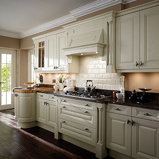 Cornell Classic Painted Kitchen