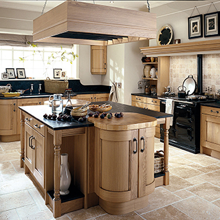 Croft Washed Classic Kitchen