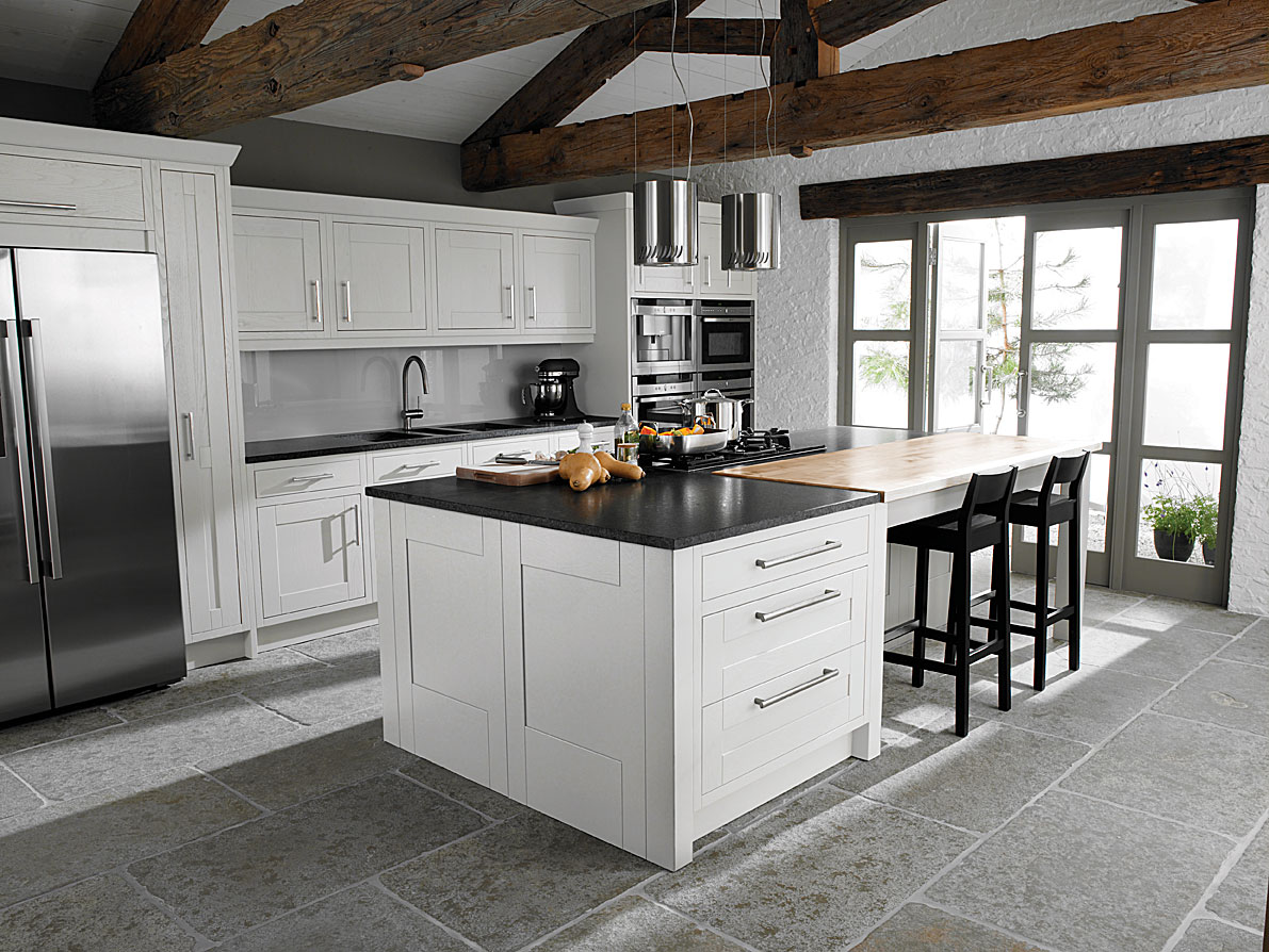 Woodbank Kitchens Northern Ireland Based Kitchen Design Company Painted Kitchen Range