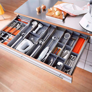 Blum Kitchen Storage Accessories