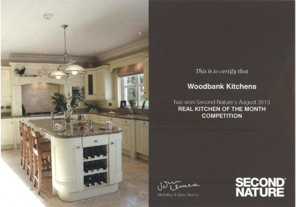 Woodbank Kitchens Northern Ireland Based Kitchen Design Company August Winners Second