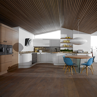 Fitted Curve Metris Kitchen