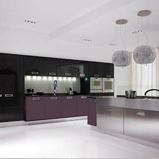 Linear Metris Kitchen